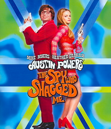 AUSTIN POWERS:SPY WHO SHAGGED ME BY MYERS,MIKE (Blu-Ray)
